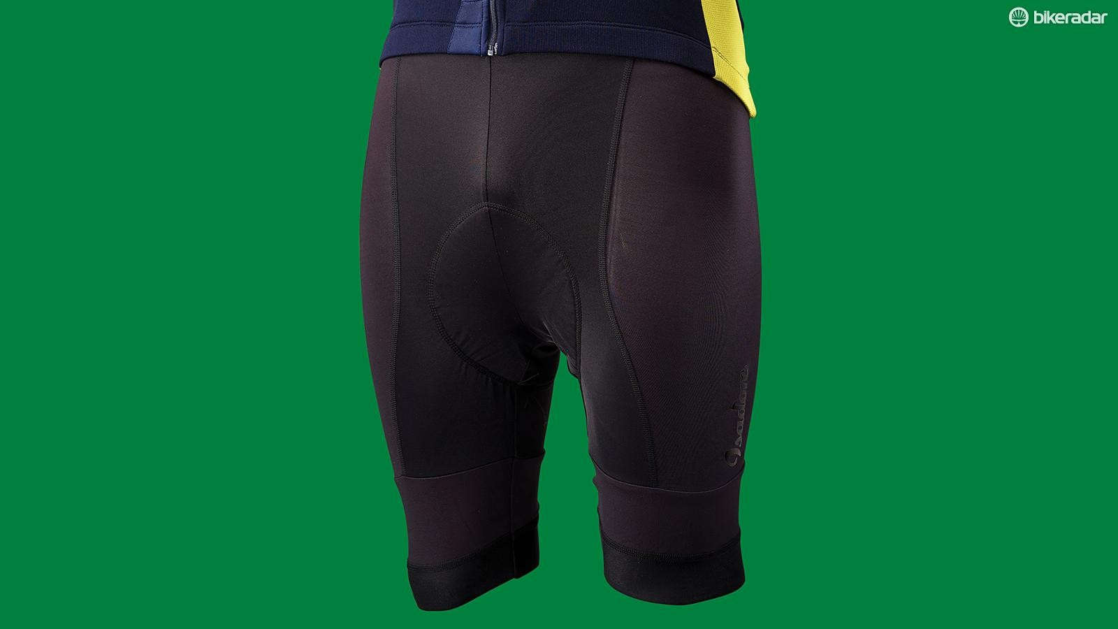The Slovakian-made bib shorts major on comfort and fit
