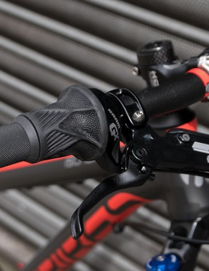 Islabike prefers to use Gripshifters, as smaller hands find it easier to apply shifting force
