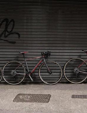 The Luath Pro Series cyclocross range