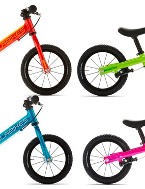 Balance bikes are a great way to introduce kids to the joy of two wheels