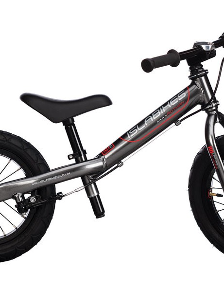 Islabikes Rothan with rear brake fitted