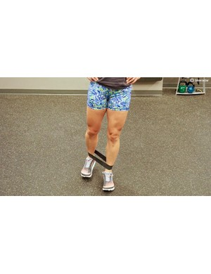 The 'skate' is a great glute builder and activates a lot of muscles on both legs simultaneously