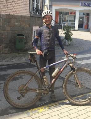 It's been through plenty of muddy races