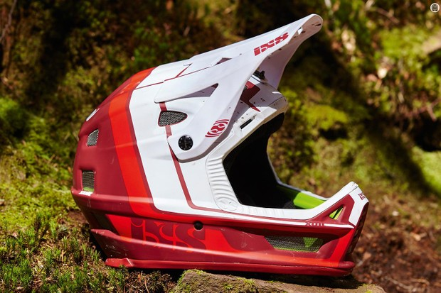 iXS's Xult lived up to its billing as an airier full-face helmet