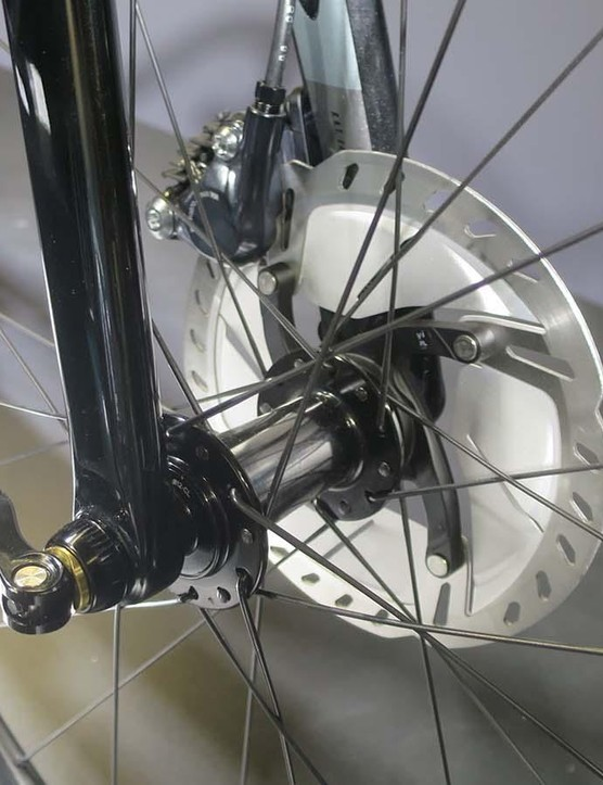 The RAT EVO axles are among the fastest fitting (and removing) thru-axles around
