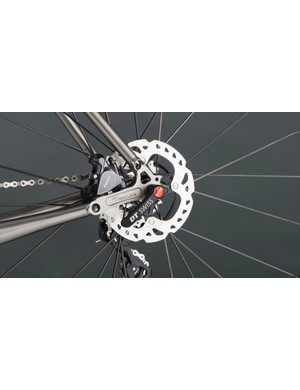 Disc brakes on the endurance road bike, J.Guillem Orient