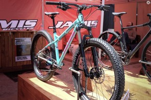Jamis has designed several of its women's hardtails around the 26+ platform