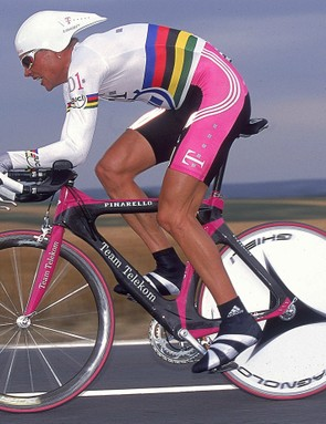 The company has also sponsored Germany's Jan Ullrich