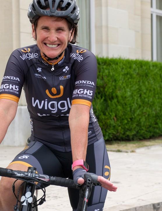 The team's new Sport Director, Donna Rae-Szalinski