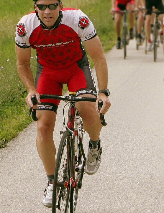 Jeff Frehner, Cannondale Sport Group CEO.