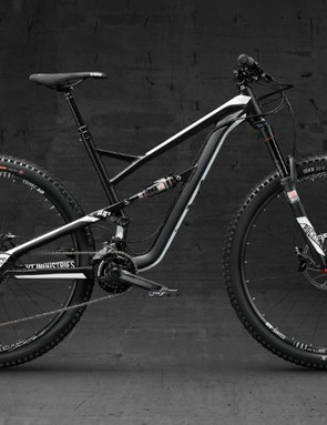 The Jeffsy AL TWO is the entry level bike in the range