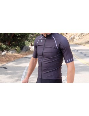 Pactimo's Storm Hybrid Jacket is fleece-lined and water-repellent