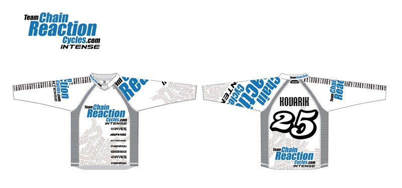 The jersey design