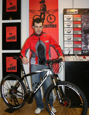 Jody Crawforth joins the LOOK mountain bike race team