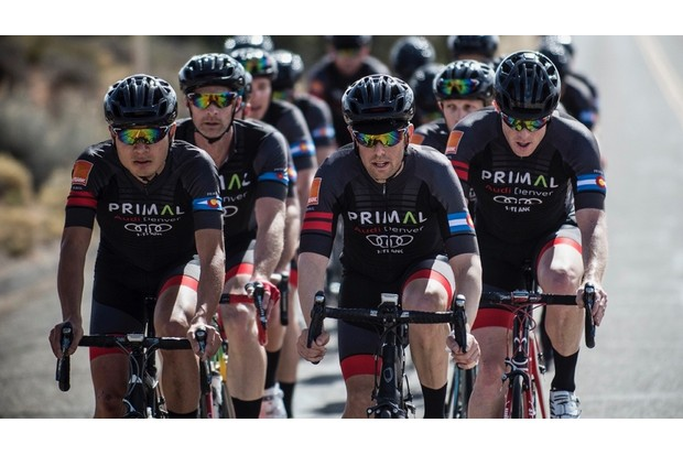 Primal sponsors a Colorado race team