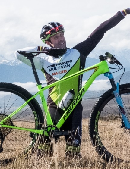We sat down with XC legend José Hermida to talk about his career on the eve of his retirement