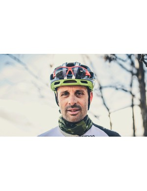 José ditched his signature handlebar moustache after his respectable 15th place effort at the 2016 Olympics in Rio