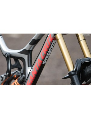 The Santa Cruz V10 is now in its sixth generation. No other platform has won more World Cups or World Championships