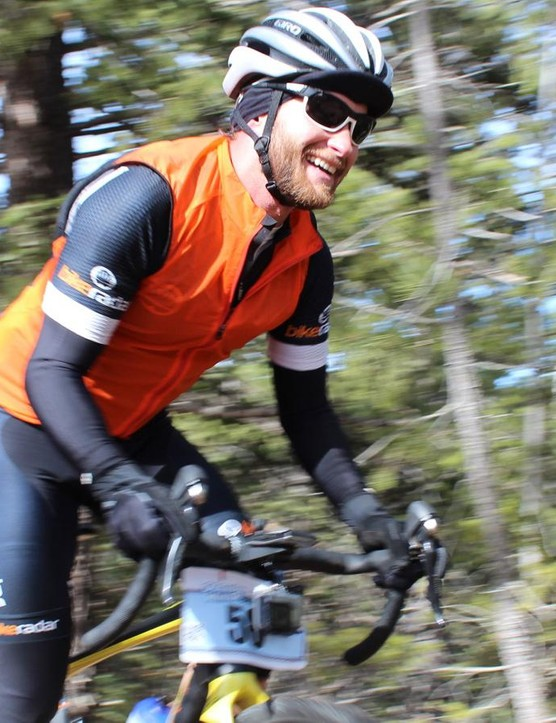 Whatever bike you choose to ride, you're guaranteed to have a good time at the Old Man Winter Rally