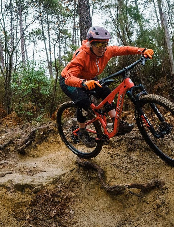 While it may have XC in the description, the Joplin handled some seriously techy trails