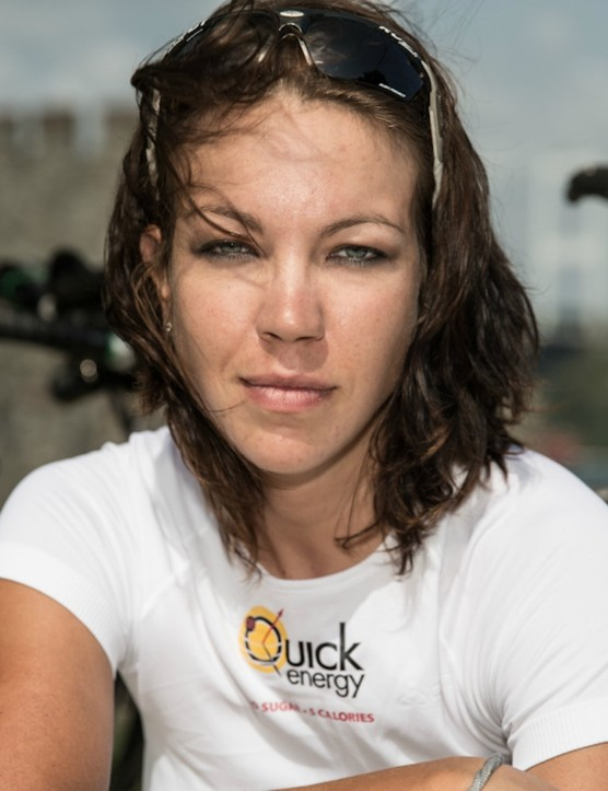 Juliana Buhring not only circumnavigated the world, but followed it up with two hardcore endurance races