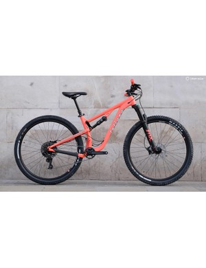 Immensely playful and fun to ride, the Joplin is still a favourite