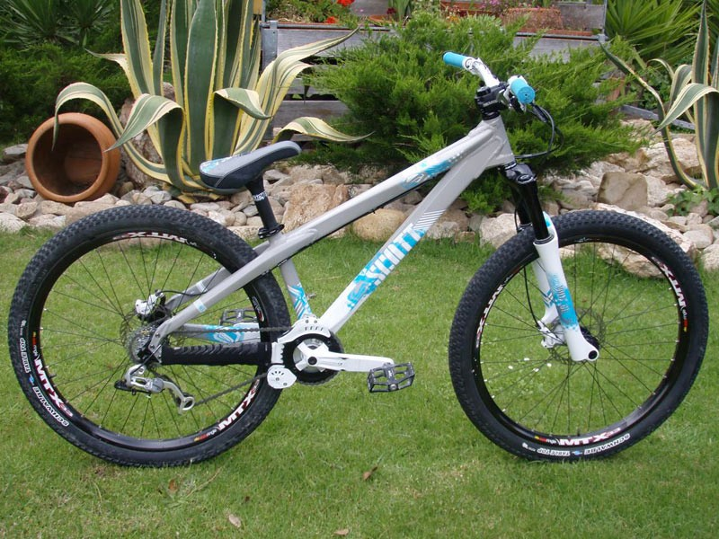 Scott Voltage jump bike