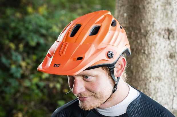 Kali Protectives' MAYA trail helmet