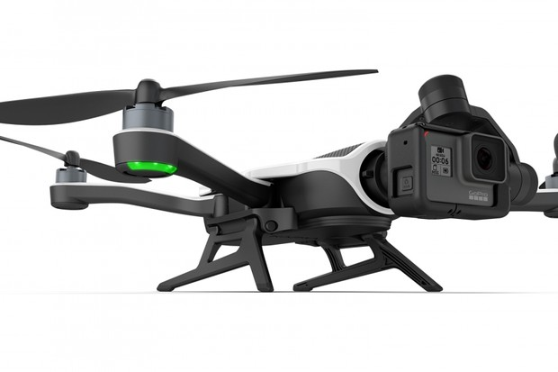 GoPro is out of the drone business