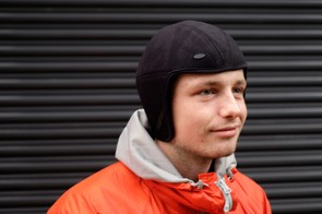 Kask's helmet cap is one solid option for keeping your ears warm
