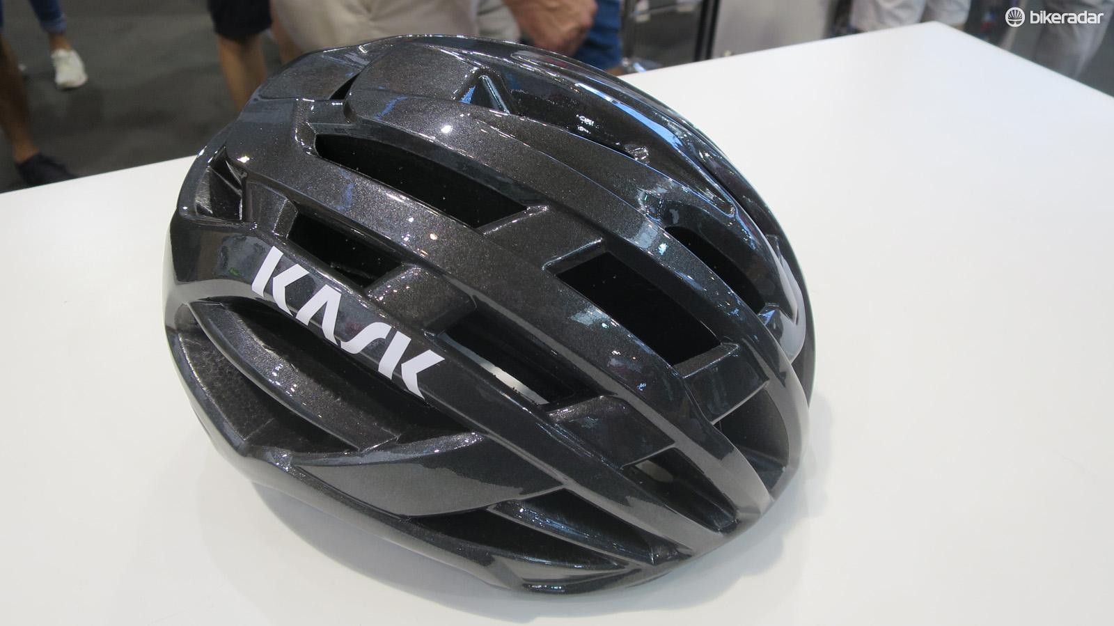 Kask's new Valegro is designed for comfort and lightweight