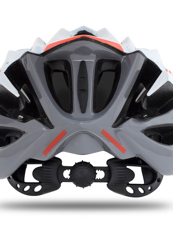 Kask's Up'n'Down adjustment system is claimed to provide exceptional comfort