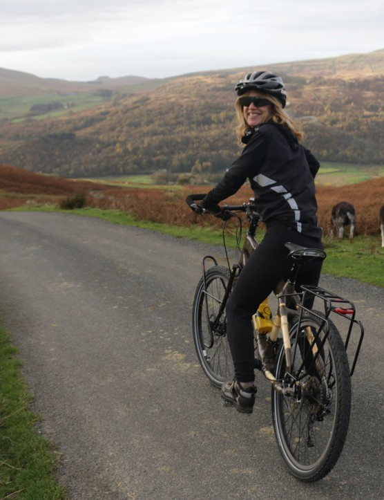 In December 2016, Rawles sets off for the year-long Life Cycle adventure