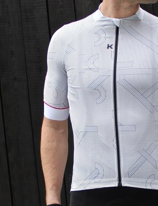 The Katusha Beyond jersey fits well, feels comfy, and looks amazing