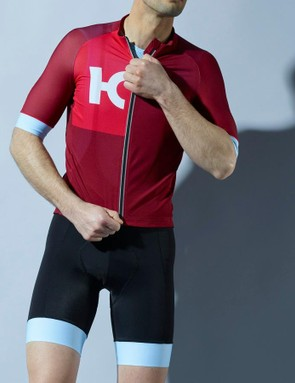 Katusha - the name of the Russian team, and the name of the Swiss-based clothing