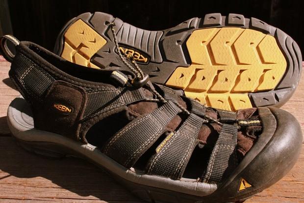 8e45afbf6d42 Keen Newport H2 sandals - BikeRadar