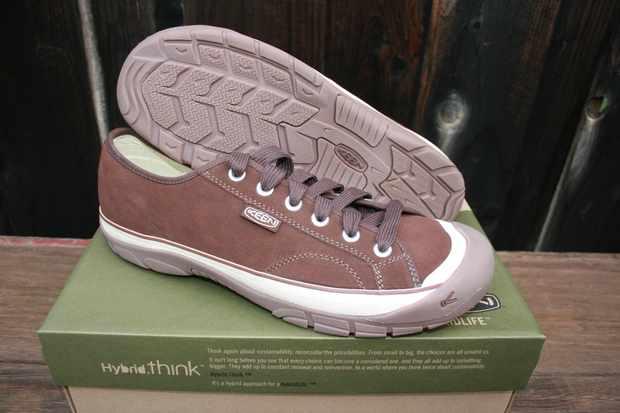 Keen Ventura Suede street shoes.
