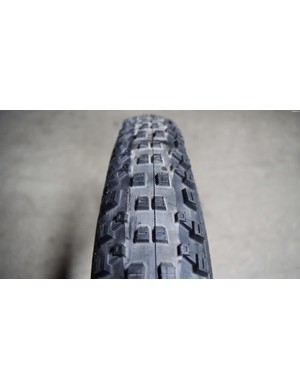 The tread looks familiar, but that's no bad thing