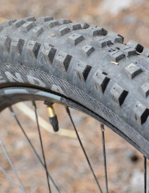 Kenda's Hellkat Pro tire was benchmarked against the current top contenders