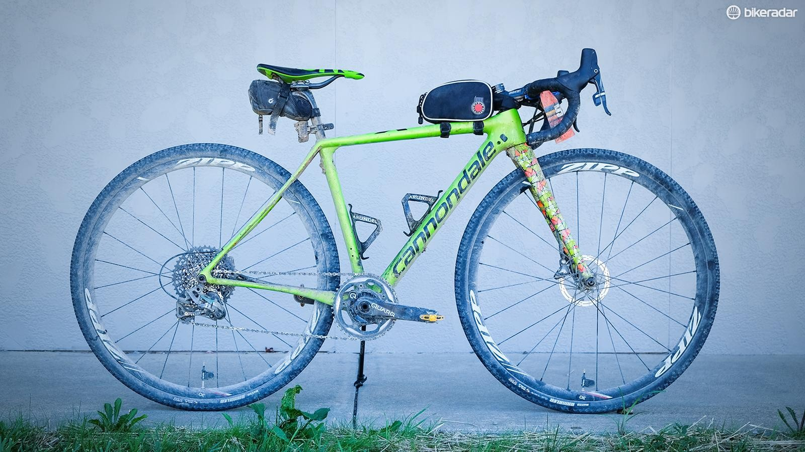 Kaitlin Keough's 46cm SuperX in all of its post-Kanza grit and glory