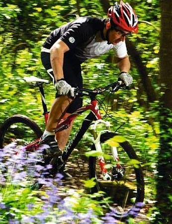 The 2009 Specialized Epic: fast for its time, but it would struggle in modern XC racing