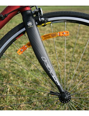 Not long ago, a carbon fork would have cost as much as the whole bike.
