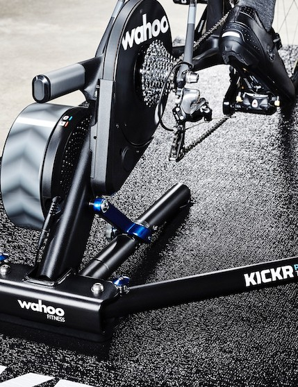 Indulge in your own basement suffer-session with the new Wahoo KICKR