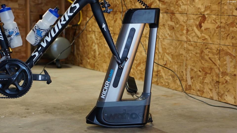 Wahoo Kickr Climb first ride review - BikeRadar