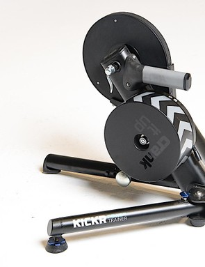 The Kickr 2.0 was redesigned with better ergonomics and modern compatibility