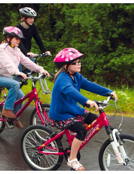 There's a huge range of kids' and youth helmets available these days, in every conceivable style and colour