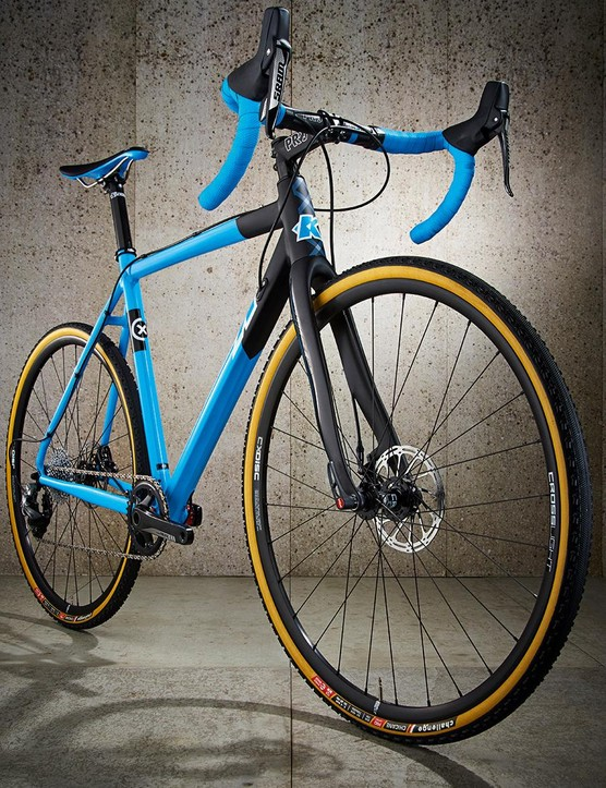 Kinesis brings its long alloy CX history bang up to date with this great frame