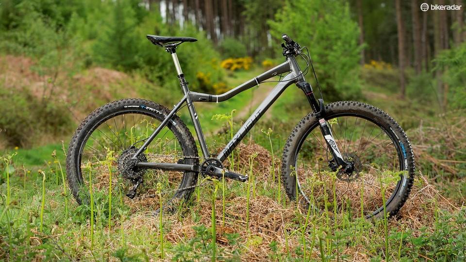 Kinesis Maxlight Phase first ride review - BikeRadar