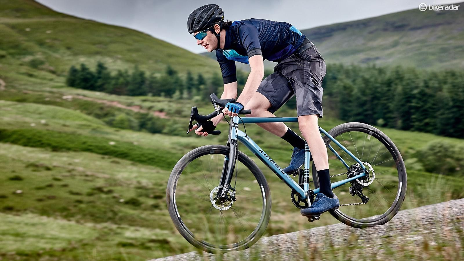 The versatile, durable Tripster AT can commute, race or explore with the best