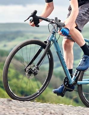Defeated once, The Conspiracy(TM) is having another go at making off-road bikes the same as road bikes…